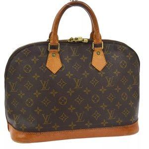 EUC Louis Vuitton Alma Bag